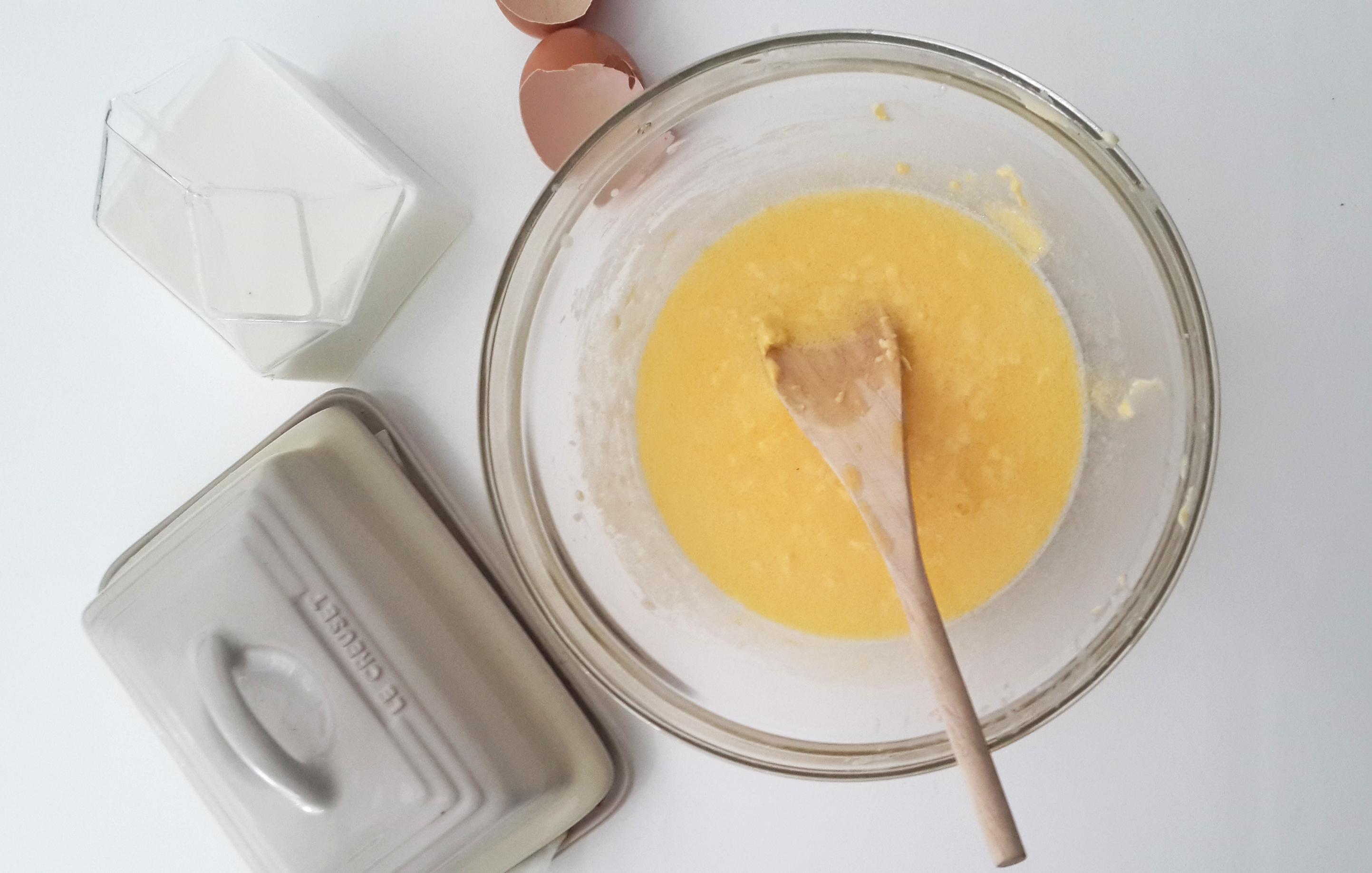 Flapjacks-mixture